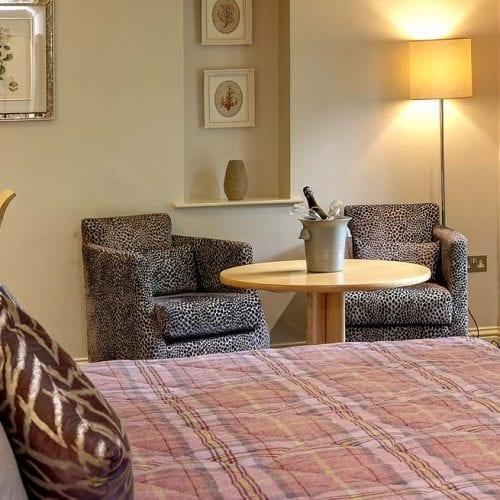 Lodge Double Room with Balcony