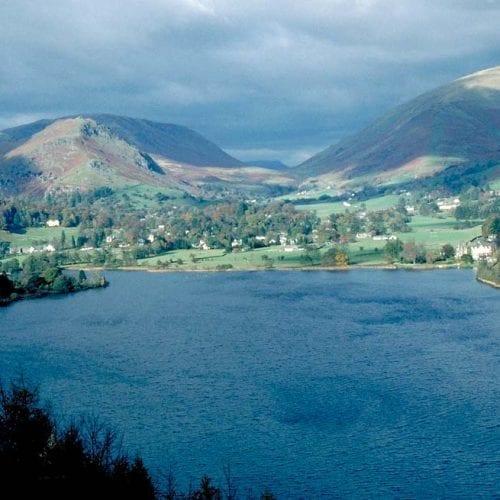 Lake District Rydal Water
