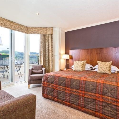 Club Double with Balcony room 101